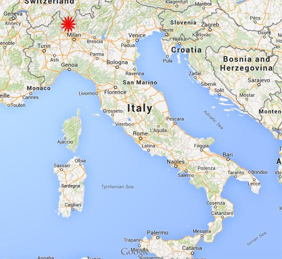 Dumenza - Italy